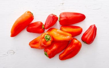 Organic Red Gypsy Peppers