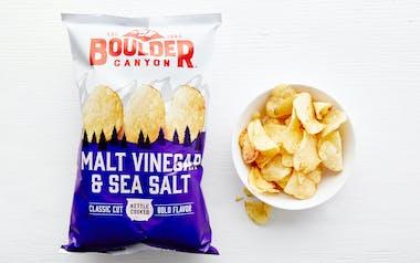 Malt Vinegar & Sea Salt Kettle Potato Chips
