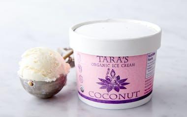 Organic Coconut Ice Cream