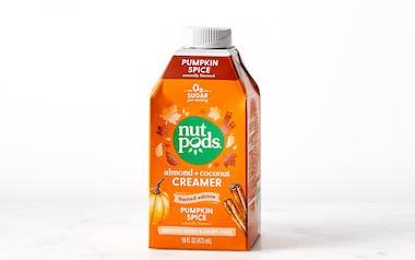 Unsweetened Pumpkin Spice Creamer