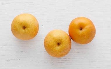 Organic Hosui Asian Pear Duo