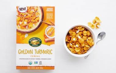Organic Gluten-Free Golden Turmeric Flakes