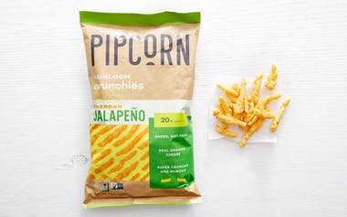 Cheddar Jalapeno Crunchies