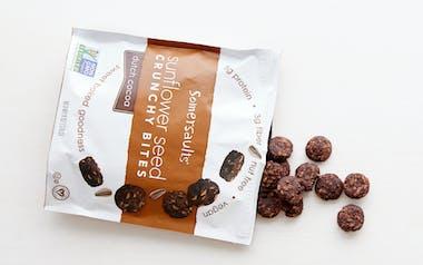 Dutch Cocoa Sunflower Seed Crunchy Bites