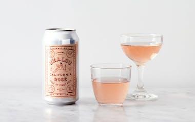 Una Lou Rosé of Pinot Noir