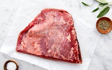 Grass-Fed Beef Brisket (Frozen)
