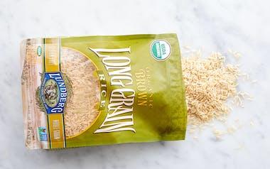 Organic Brown Long Grain Rice