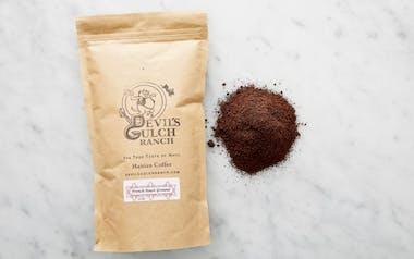 French Roast Ground Haitian Coffee