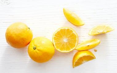 Organic Lemonade Lemons