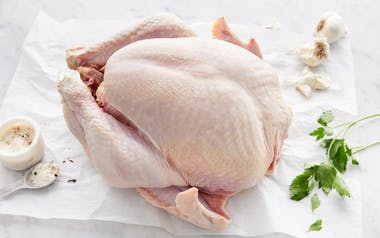 Organic Broad Breasted Turkey (8-10 lb)