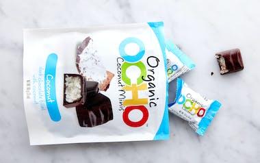 Organic Chocolate Coconut Minis