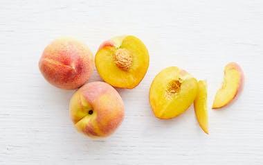 Organic Sun Crest Yellow Peach Trio