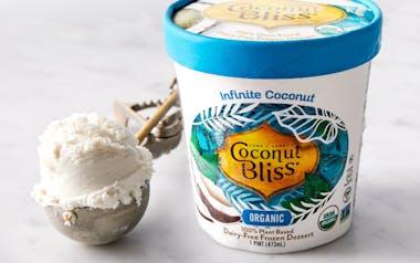 Organic Vegan Coconut Ice Cream