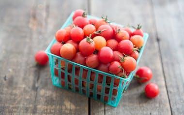 Organic Pink Cherry Tomatoes