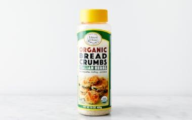 Organic Italian Herb Bread Crumbs