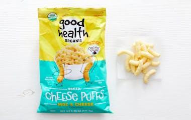Organic Cheese Puffs - Mac & Cheese