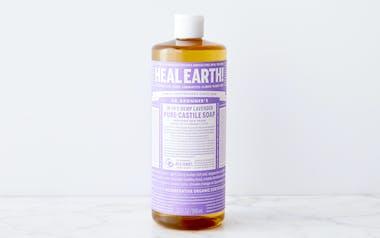 Organic Lavender Castile Soap