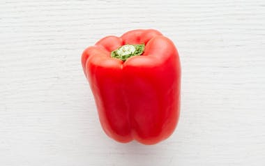 Organic Red Bell Pepper (Mexico)