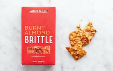Burnt Almond Brittle