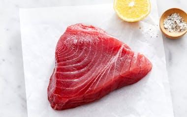 Wild Pacific Ahi Tuna Steak