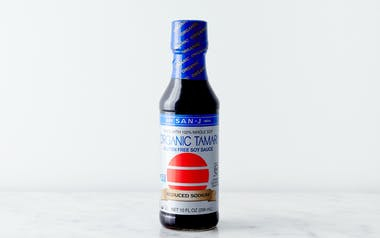 Organic Tamari Reduced Sodium