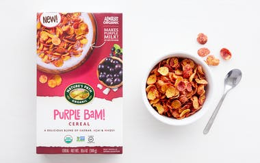 Organic Gluten-Free Purple BAM! Flakes