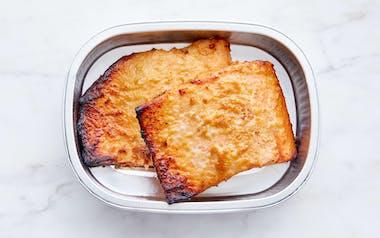 Miso Roasted Salmon