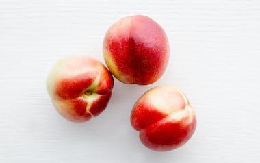 Organic Arctic Sweet White Nectarines