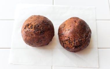 Wheat-Free Chocolate Rolls