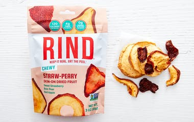 Straw-Peary Blend Skin-On Fruit Snack