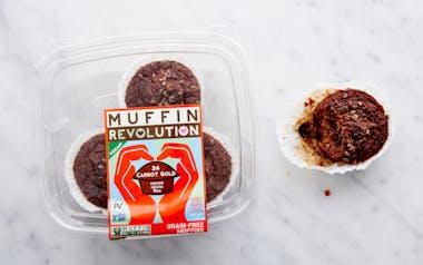 24 Carrot Gold Paleo Muffins (Frozen)