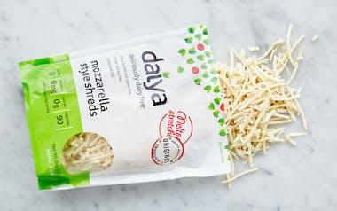 Plant-Based Mozzarella Style Shreds