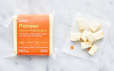 Spicy Habanero Paneer