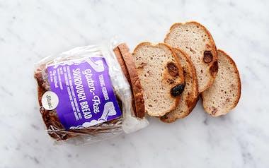 Gluten-Free Fig Sourdough Boule