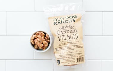 Organic Candied Walnuts