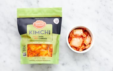 Spicy Red Napa Cabbage Kimchi