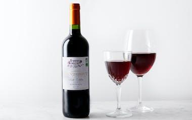"""Jeandebout Organic Bordeaux """"Belle Nature"""""""