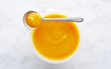 Carrot Ginger Turmeric Soup