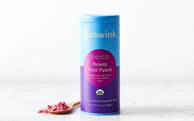 Beauty Fruit Punch Superfood Powder