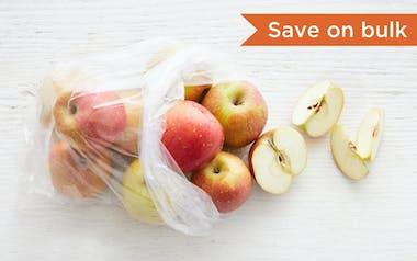 Bulk Organic Beni Shogun Fuji Apples