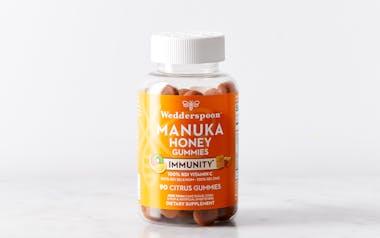 Manuka Honey Citrus Immunity Gummies