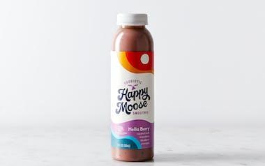 Hella Berry Probiotic Coconut Milk Smoothie