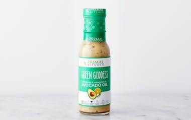 Green Goddess Dressing with Avocado Oil