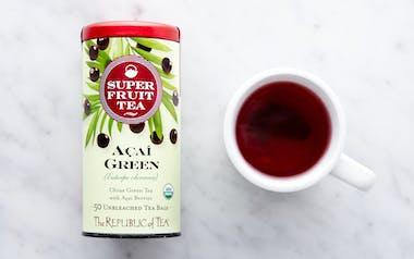 Organic Açaí Green Tea