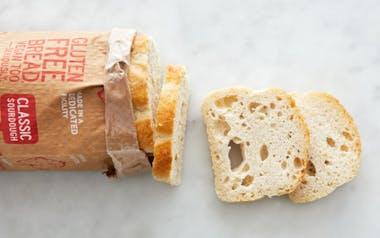 Gluten-Free Classic Sourdough Loaf