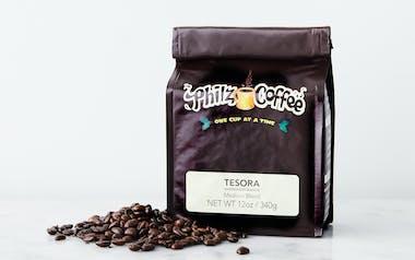 Tesora Coffee Beans