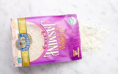 Organic California White Jasmine Rice