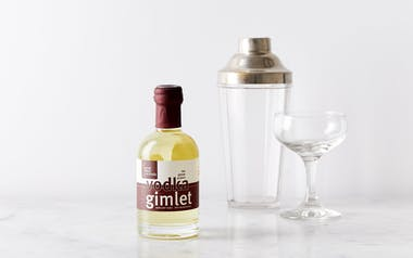 Vodka-Lime Gimlet