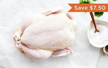 Pastured Whole Chicken