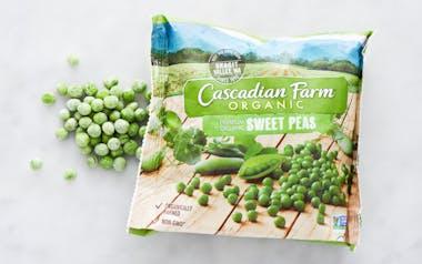 Organic Frozen Sweet Peas